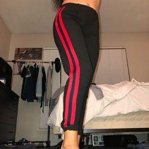 Bershka trendy pants !!